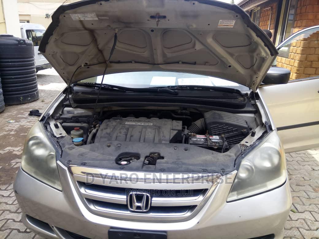 Archive: Honda Odyssey 2007 Silver
