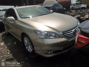 Lexus ES 2010 350 Gold | Cars for sale in Lagos State, Amuwo-Odofin