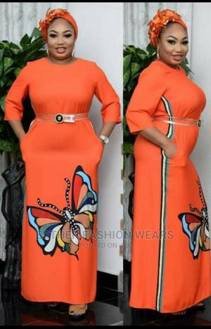 Quality Turkey Female Long Dinner Gown | Clothing for sale in Lagos State, Ikeja
