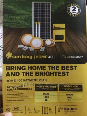 Sunking Home 400 Solar Powered Light | Solar Energy for sale in Kaduna State, Kaduna / Kaduna State