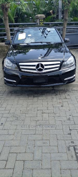Mercedes-Benz C300 2012 Black   Cars for sale in Lagos State, Apapa