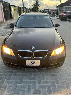 BMW 328i 2008 Black | Cars for sale in Lagos State, Ajah