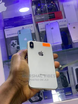 Apple iPhone X 64 GB Silver | Mobile Phones for sale in Lagos State, Ipaja