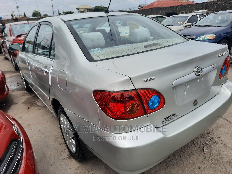 Toyota Corolla 2004 LE Silver   Cars for sale in Apapa, Lagos State, Nigeria