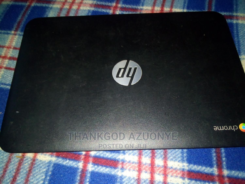 Archive: Laptop HP Chromebook 4GB Intel Core 2 Duo SSD 16 GB
