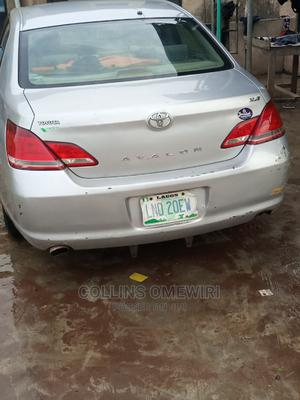 Toyota Avalon 2007 XLS Silver | Cars for sale in Lagos State, Abule Egba