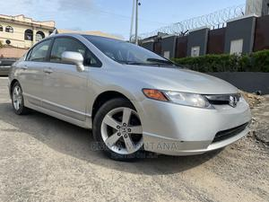 Honda Civic 2006 Silver | Cars for sale in Lagos State, Ikeja