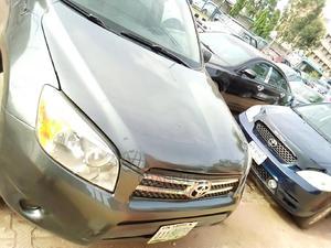 Toyota RAV4 2007 Sport Gray   Cars for sale in Lagos State, Ikeja
