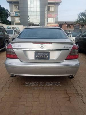 Mercedes-Benz E350 2007 Silver   Cars for sale in Lagos State, Alimosho