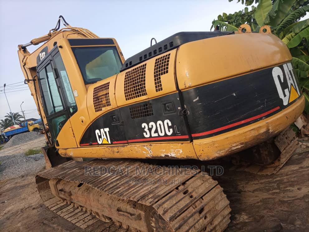 Caterpillar Excavator 320cl