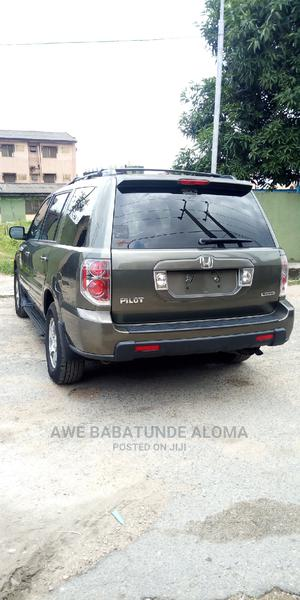 Honda Pilot 2006 Green | Cars for sale in Lagos State, Ifako-Ijaiye