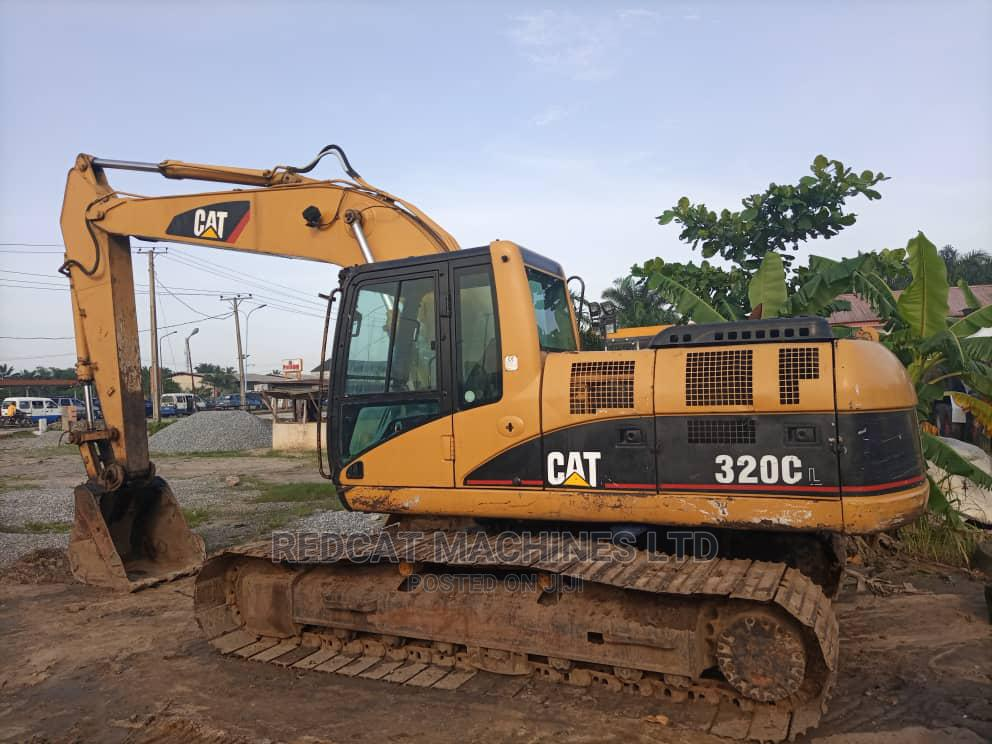 Caterpillar Excavator 320cl | Heavy Equipment for sale in Warri, Delta State, Nigeria
