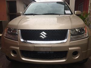 Suzuki Grand Vitara 2008 Brown | Cars for sale in Lagos State, Ikeja