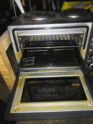 Cookworks Oven With Hobbs   Kitchen Appliances for sale in Lagos State, Ojo