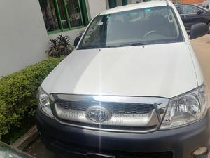 Toyota Hilux 2010 White | Cars for sale in Kaduna State, Kaduna / Kaduna State