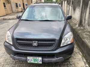 Honda Pilot 2006 EX 4x2 (3.5L 6cyl 5A) Gray | Cars for sale in Lagos State, Kosofe