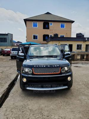 Land Rover Range Rover Sport 2009 Black | Cars for sale in Lagos State, Isolo