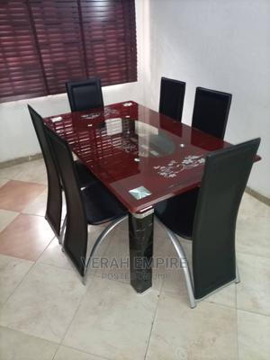 Glass Dinning Table   Furniture for sale in Lagos State, Amuwo-Odofin