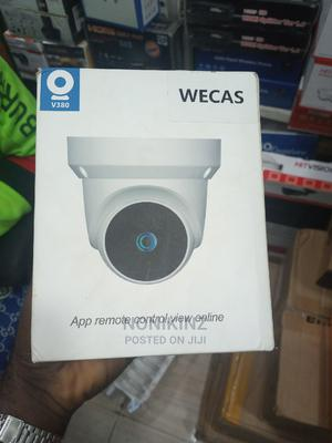 Wireless CCTV Wifi Camera With Remote Control | Security & Surveillance for sale in Lagos State, Ojo