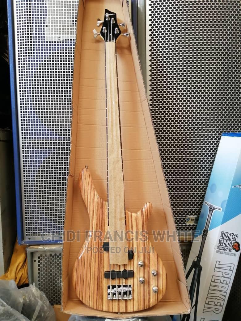 Quality Bass Guitar