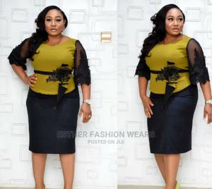 Quality Turkey Female Dinner Short Gown | Clothing for sale in Lagos State, Ikeja
