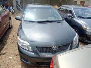 Toyota Corolla 2010 Gray   Cars for sale in Kaduna State, Kaduna / Kaduna State