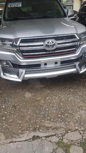Toyota Land Cruiser 2010 Silver   Cars for sale in Lagos State, Ikeja