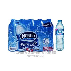 Nestle Pure Life Purified Water 60CL X 20 Pack | Meals & Drinks for sale in Delta State, Uvwie