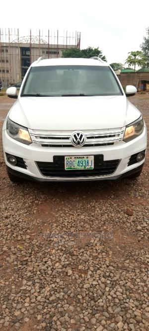 Volkswagen Tiguan 2012 White | Cars for sale in Abuja (FCT) State, Central Business Dis