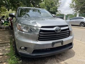 Toyota Highlander 2016 Gray | Cars for sale in Abuja (FCT) State, Garki 2