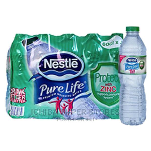 Nestle Pure Life Protect Purified Water 60cl X 20 Pack