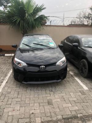 Toyota Corolla 2016 Black | Cars for sale in Oyo State, Egbeda