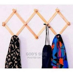 Wooden Wall Hanger (For Bags,Wigs,Belts Etc   Furniture for sale in Lagos State, Lagos Island (Eko)