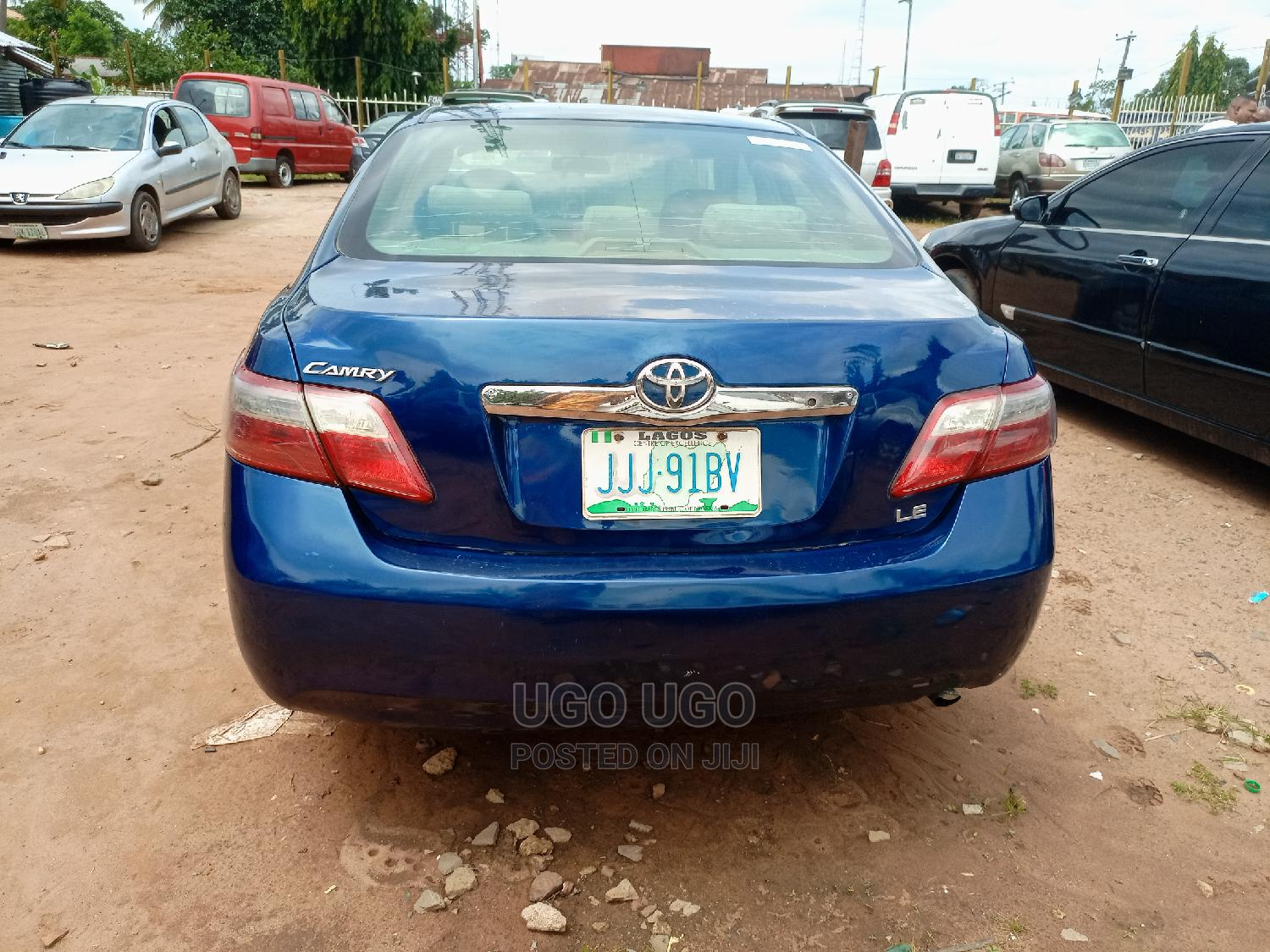 Archive: Toyota Camry 2008 Blue