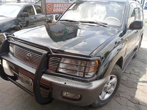 Toyota Land Cruiser 2001 HDJ 100 Black | Cars for sale in Rivers State, Port-Harcourt