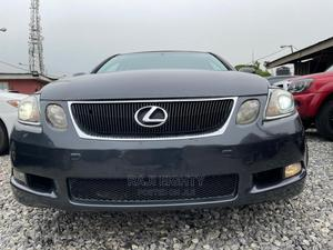 Lexus GS 2007 350 4WD Gray | Cars for sale in Lagos State, Ikeja