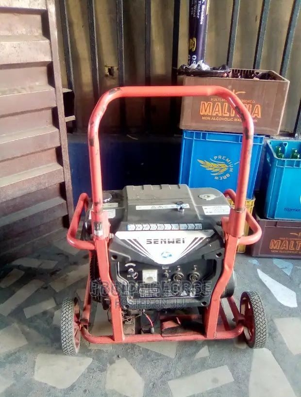 Neatly Used Generator for Sale It Has Never Been Worked