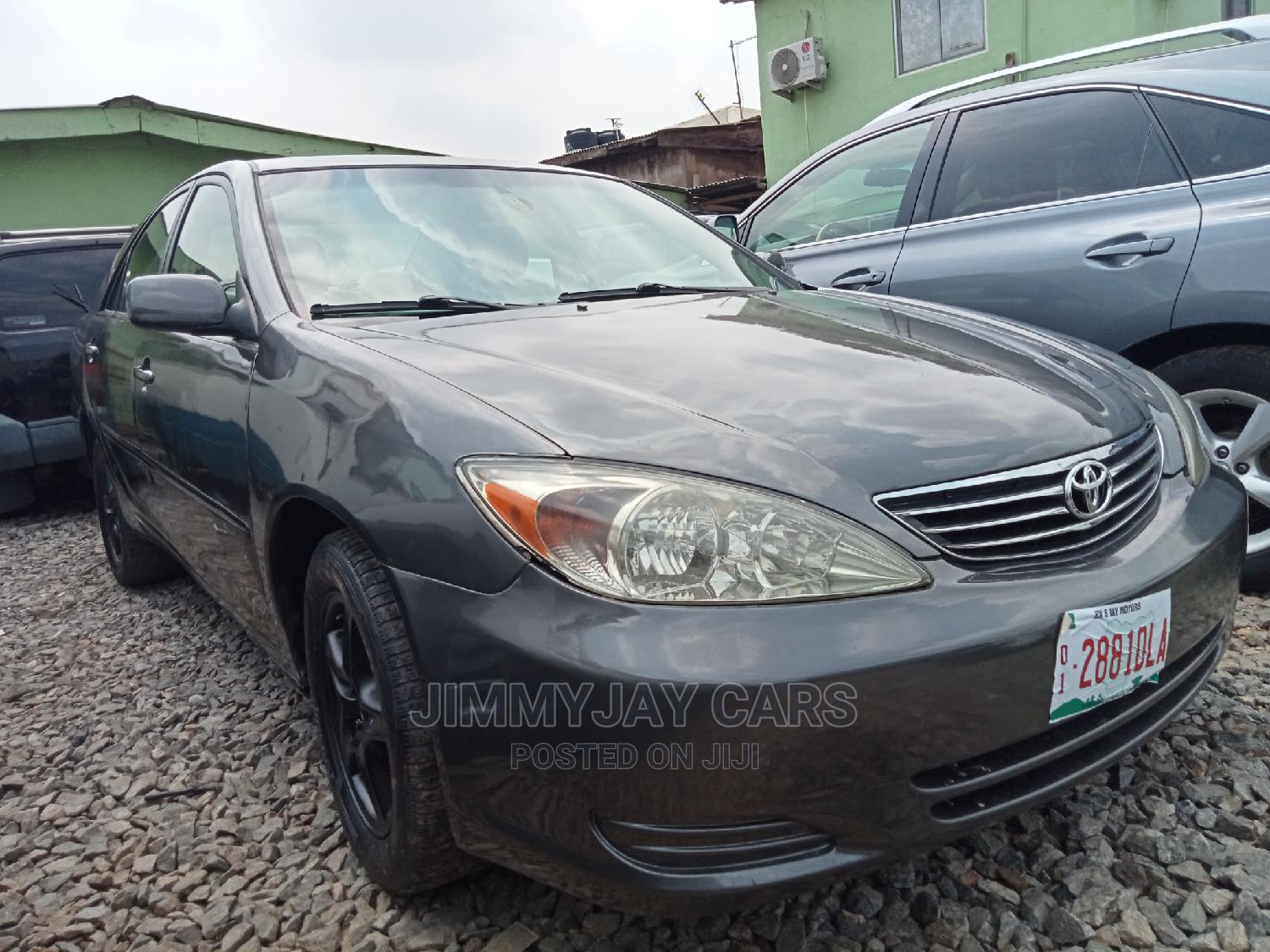 Toyota Camry 2004 Gray | Cars for sale in Ikeja, Lagos State, Nigeria