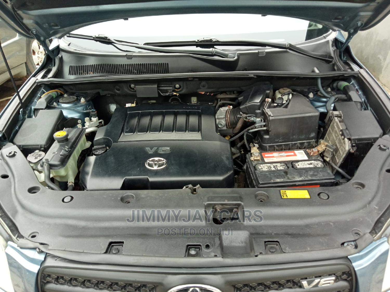 Archive: Toyota RAV4 2008 Limited V6 Blue