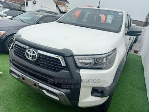 Toyota Hilux 2020 White   Cars for sale in Lagos State, Ikeja