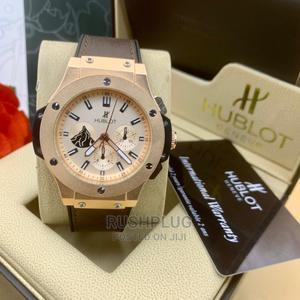 Hublot Expatriate Wristwatch  | Watches for sale in Lagos State, Lagos Island (Eko)
