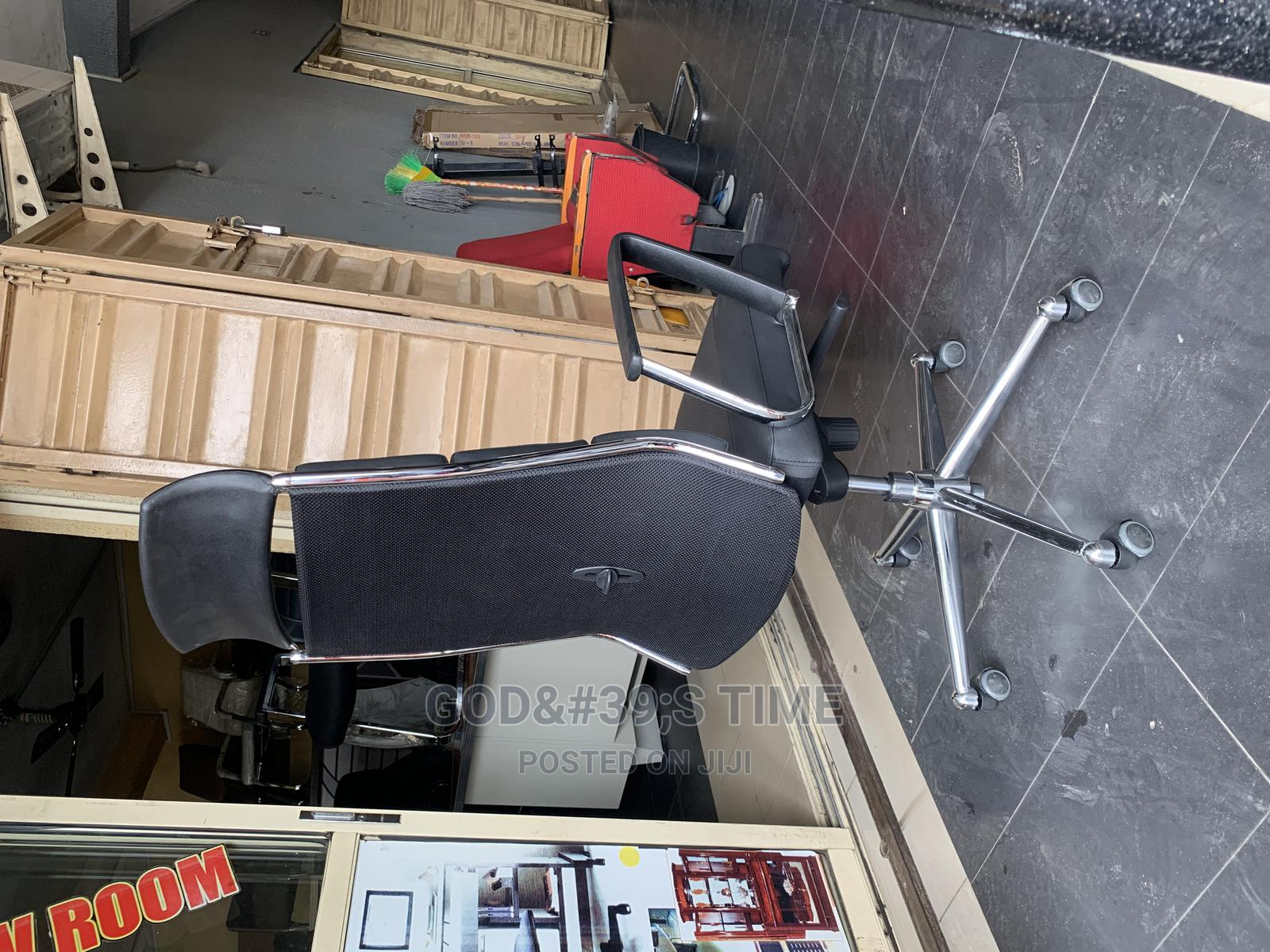 Classic Executive Office Chair | Furniture for sale in Ojo, Lagos State, Nigeria