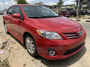 Toyota Corolla 2009 Red   Cars for sale in Lagos State, Ojodu