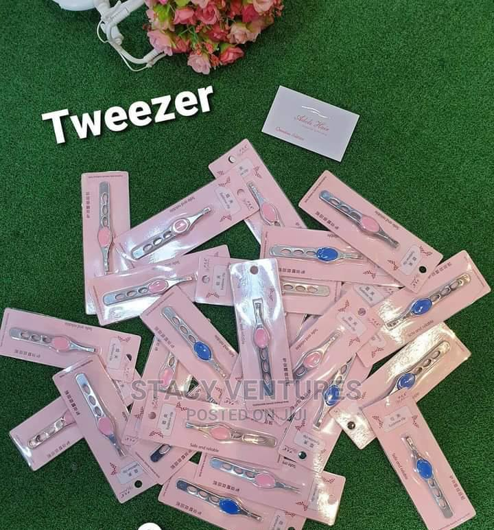 Archive: Hair and Lashes Tweezer