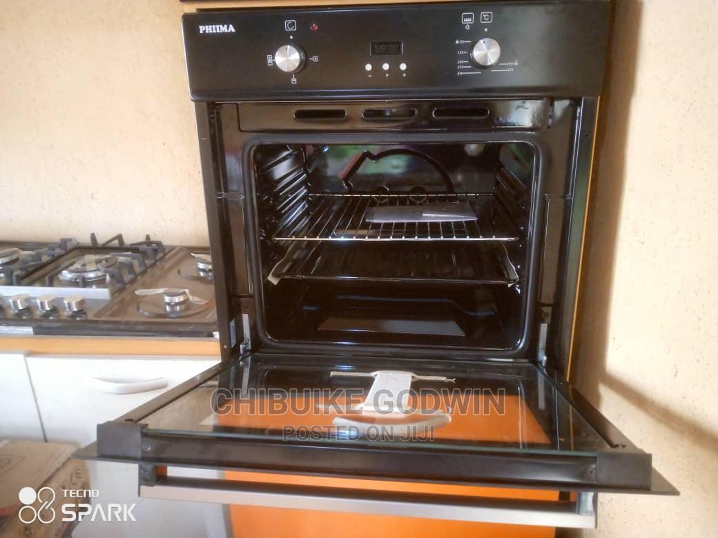 Perfect Gas Cooker and Oven