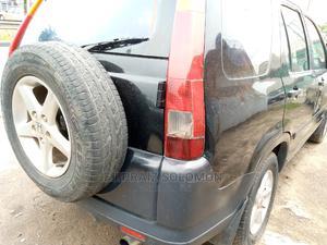 Honda CR-V 2004 2.0i ES Automatic Black   Cars for sale in Lagos State, Surulere