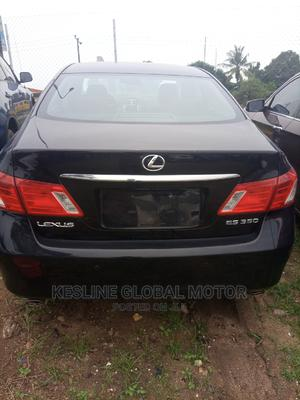 Lexus ES 2009 350 Black | Cars for sale in Lagos State, Alimosho