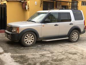 Land Rover LR3 2006 SE Silver | Cars for sale in Lagos State, Ikeja