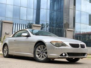 BMW 6 Series 2007 Silver | Cars for sale in Abuja (FCT) State, Central Business Dis