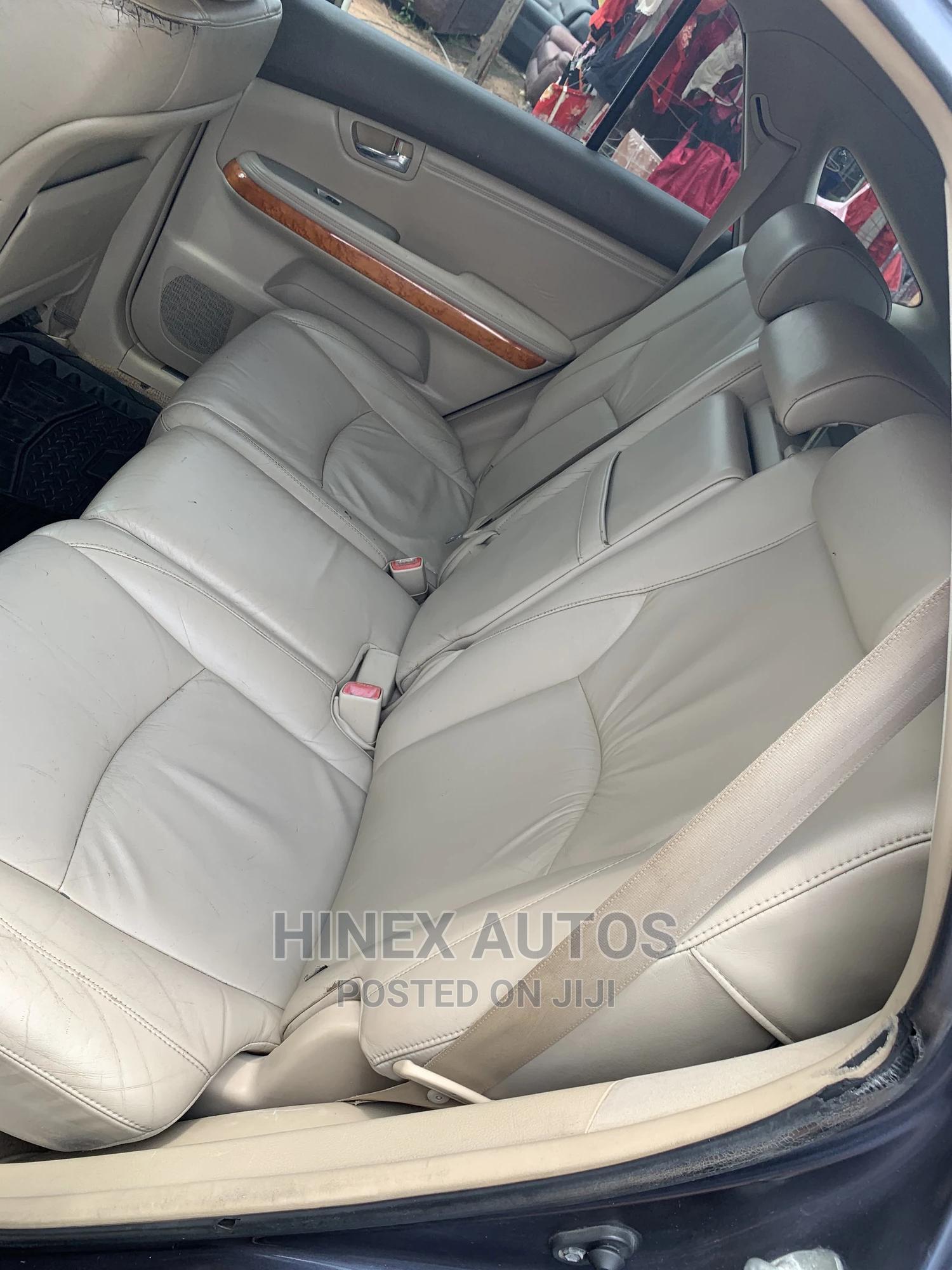 Archive: Lexus RX 2006 330 AWD Blue
